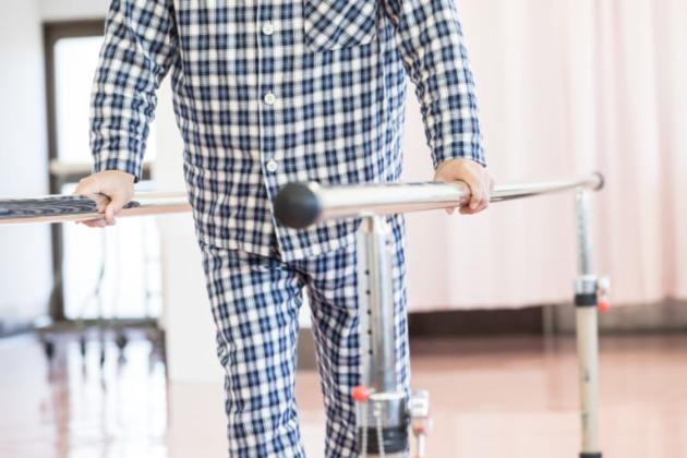 身体障害者手帳交付における障害程度等級表「肢体不自由(体幹)」